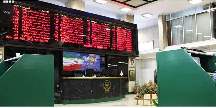 رکورد شکنی شاخص کل بورس در ابتدای معاملات روز شنبه