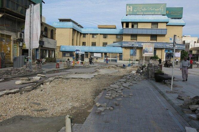 تردد در قلب تجارت خُرد بوشهر کند شده است/ مسئولان به فکر کسبه نیستند