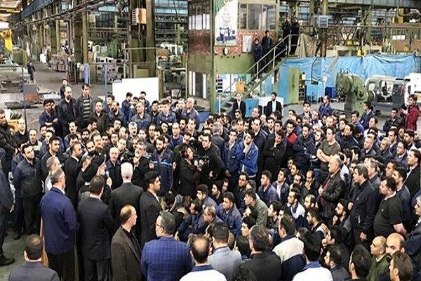 مدیرعامل کارخانه ماشینسازی تبریز تعیین شد