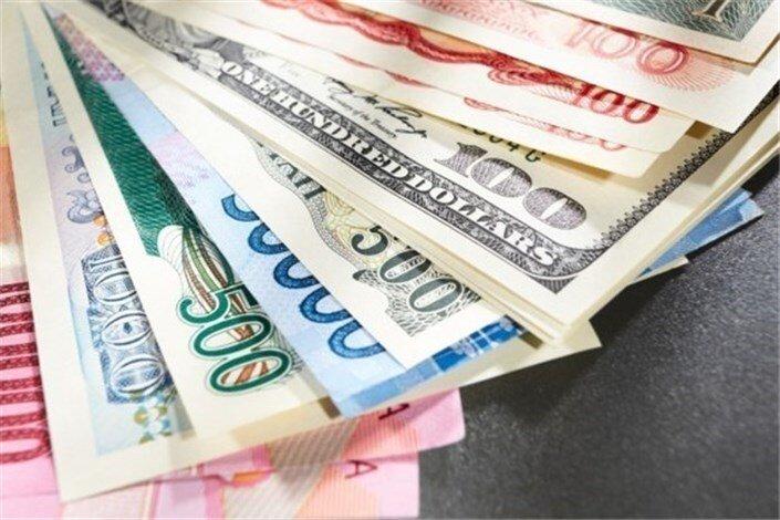 ارزش ۲۰ ارز در بازار بین بانکی سقوط کرد / دلار ثابت ماند