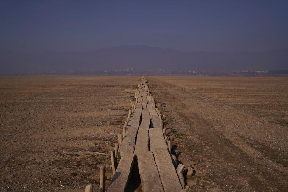 قطع سرشاخههای آبی؛ دشتهای خزر در هراس خشکسالی