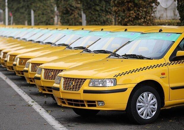 ۷۰درصد رانندگان تاکسی مشهد بیکار شدند