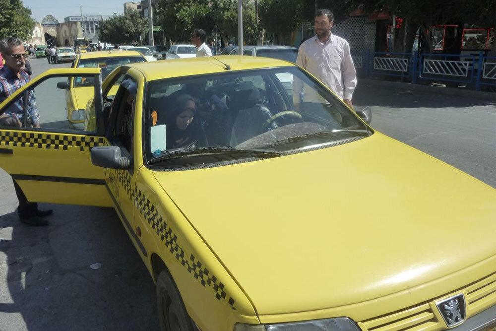 افزایش کرایه تاکسیها در استان سمنان/ روایت یک معادله با ۲مجهول