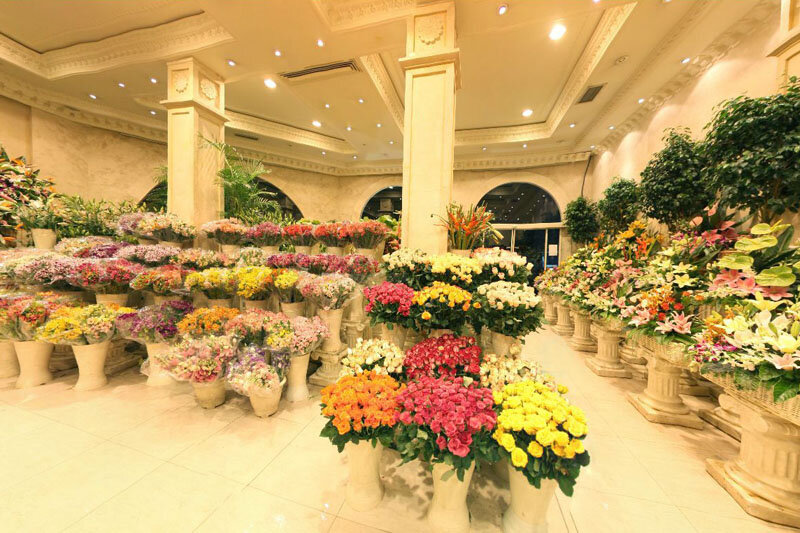 گل فروشی هایی که پروانه نمی خواهند/ زیان ۱۹۰۰ میلیارد تومانی تولیدکنندگان گل