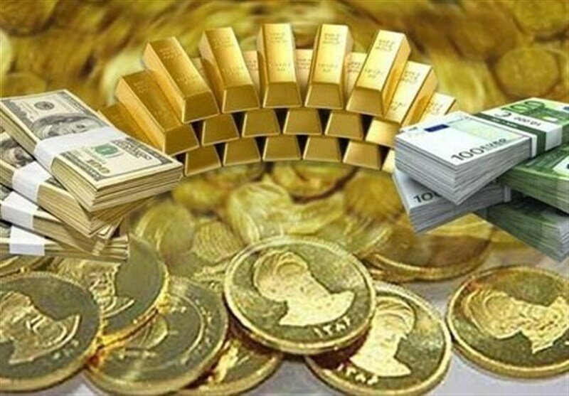 عقبگرد ۱۵۰ هزار تومانی قیمت سکه/دلار ۱۵۴۲۰ تومان