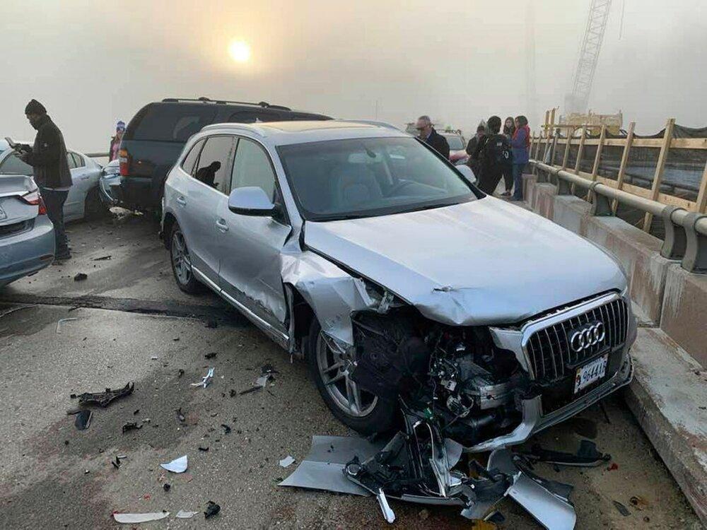 ۱۶ نقطه پر تصادف در محورهای مواصلاتی استان همدان شناسایی شد