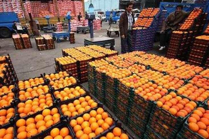قیمت پرتقال از آب معدنی کمتر است