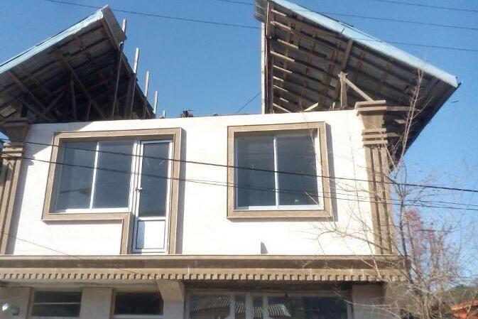 خسارت تندباد به بخش مسکن مازندران در دست بررسی است