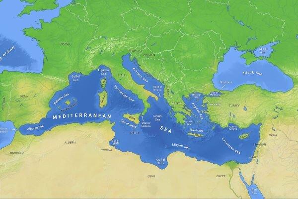 تشدید موجهای ناآرام در مدیترانه شرقی؛ رقبای ترکیه در پی تعیین حدود دریایی