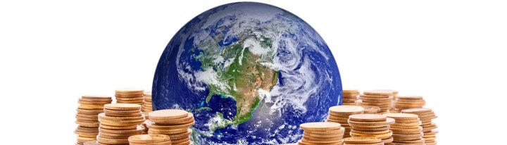 بدهی اقتصاد دنیا به  ۱۸۸ هزار میلیارد دلار رسید
