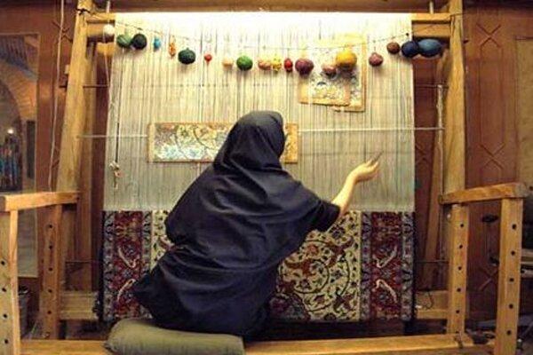 ۶ هزار و ۳۰۰ قالی باف در زنجان بیمه تامین اجتماعی هستند
