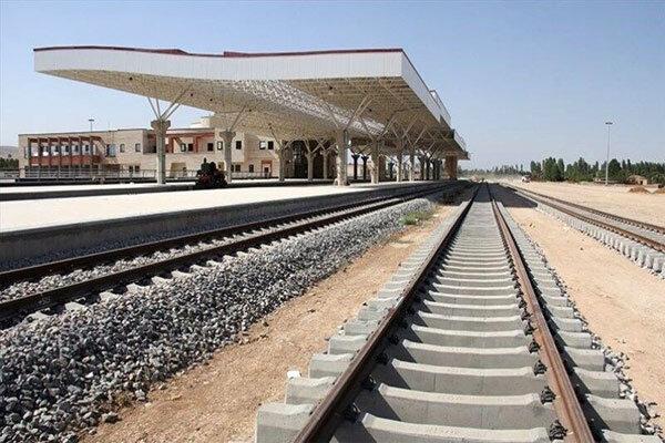 دوخطه کردن مسیر ریلی زنجان-تهران از ایستگاه اعتبارات عبور کرد