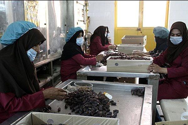 کارگاه های کوچکی که باری از دوش زنان سرپرست خانوار کم میکند