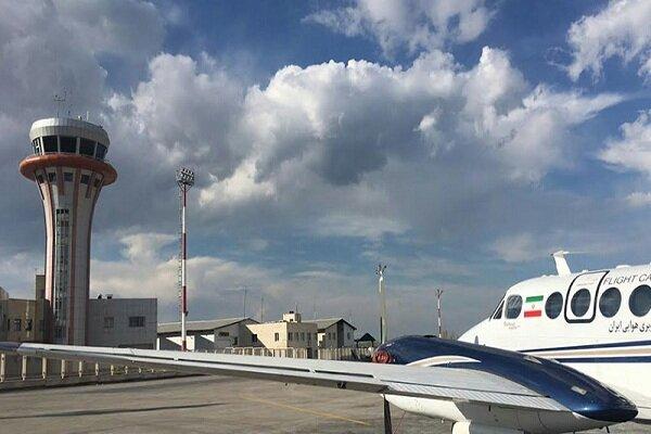 ترمینال جدید فرودگاه ایلام ۵۰ درصد پیشرفت فیزیکی دارد