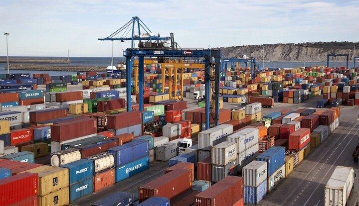 مبادلات صادرات و واردات کالا مازندران با ۶۲ کشور جهان