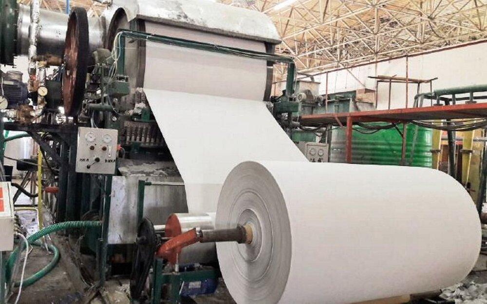 سهم صادرات صنایع سلولزی زنجان افزایش مییابد/ توسعه واحدهای کاغذسازی