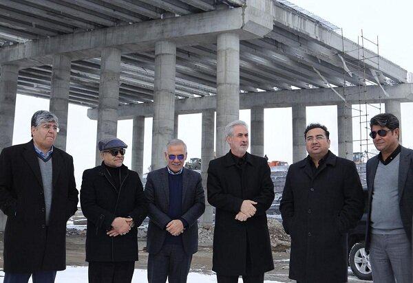 پروژه بزرگراه تبریز- سهند اهمیت بالایی در آذربایجان شرقی دارد