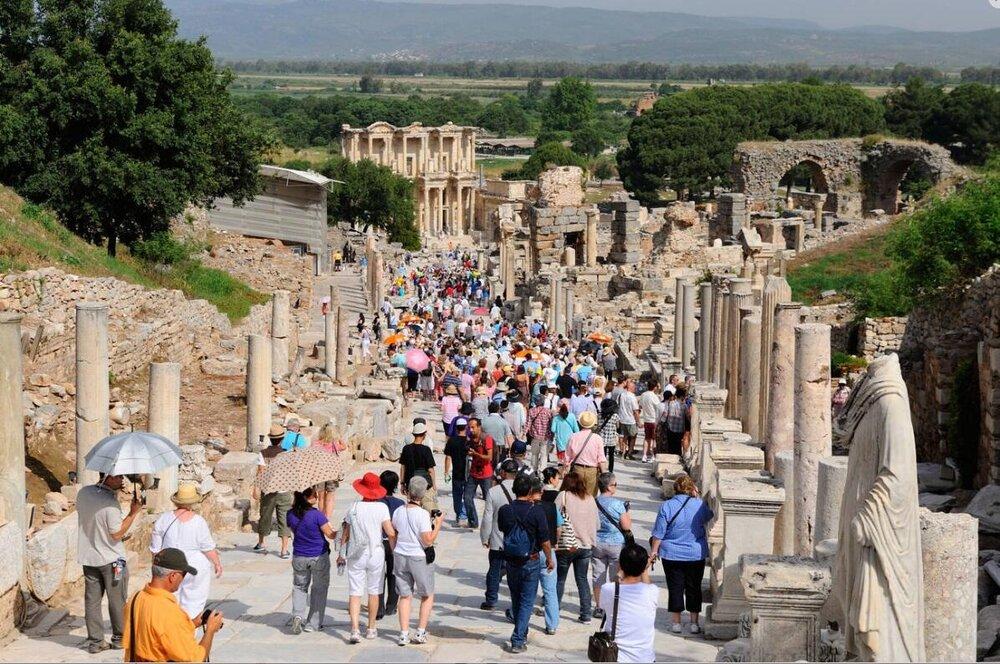 هدف گذاری ۴۰ میلیارد دلاری ترکیه از گردشگران خارجی  در ۲۰۲۰