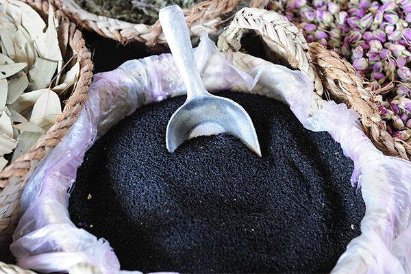 سطح زیر کشت سیاه دانه در لرستان ۴ برابر شد