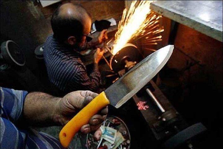 چاقوی زنجان صنعتی جامانده از تاریخ