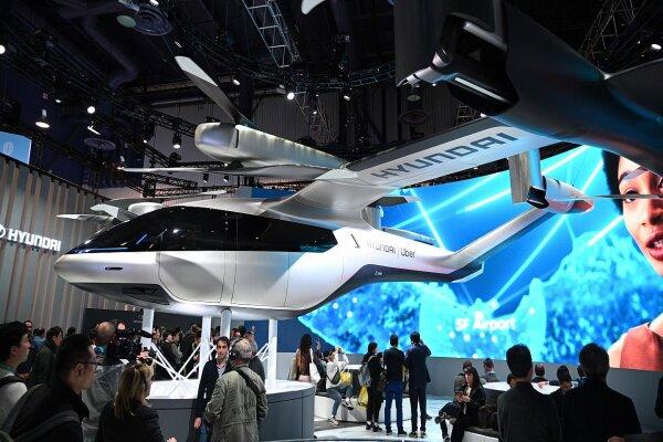 هیوندای ماشین پرنده خواهد ساخت