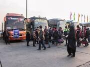 تردد حدود ۶۰۰۰ نفر مسافر به جمهوری آذربایجان و ارمنستان