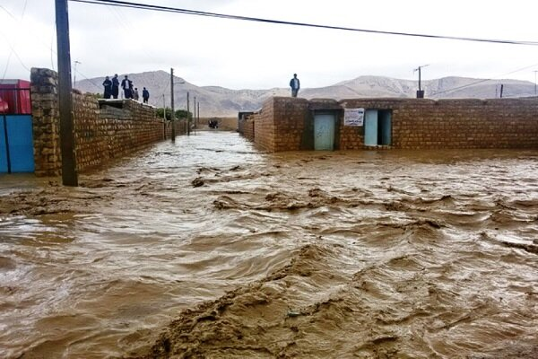 سیل خسارت های سنگینی در خراسان رضوی بر جای گذاشت؛ بارش ها ادامه دارد