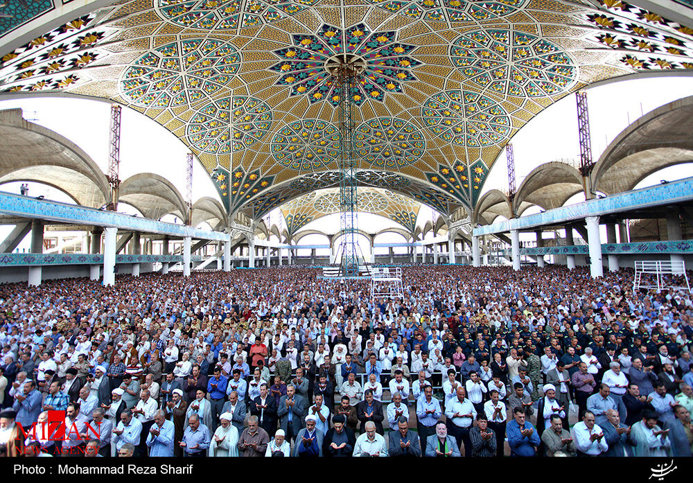 نمازگزاران نماز جمعه این هفته تهران بیمه می شوند