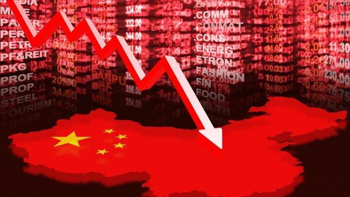 کمترین نرخ رشد اقتصادی چین در ۲۹ سال گذشته