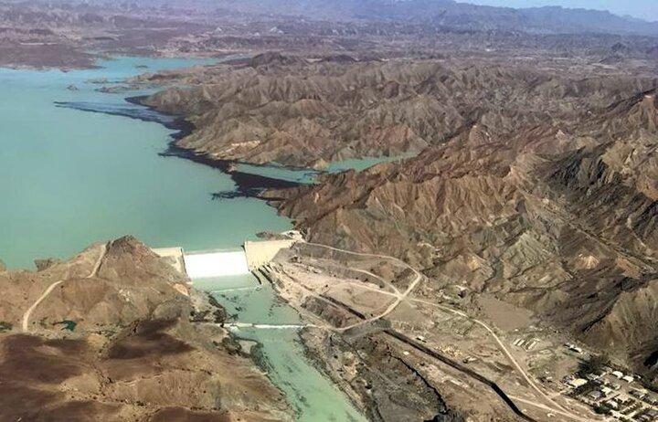 آسیبی به سدهای سیستان و بلوچستان وارد نشد/  ۱۰۰ درصد سیلاب منطقه سراوان در سد ماشکید ذخیره شد