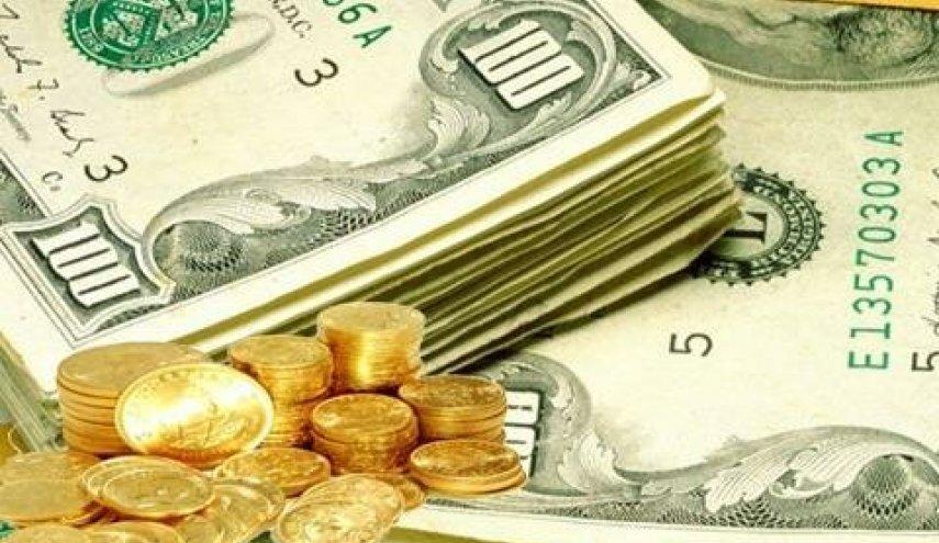 دلار در حوالی کانال ۱۷ هزار تومانی/ تمام سکه ۷ میلیون و ۱۰۰ هزار تومان