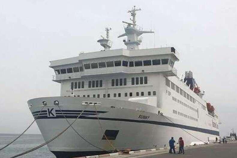 ۶ فروند کشتی برای کشتیرانی در خزر به مازندران منتقل میشود