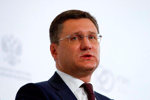 نوآک وزیر انرژی روسیه ماند