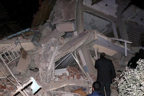 تخریب بیش از ۳۵۰۰ واحد مسکونی در مناطق زلزله زده آذربایجان غربی