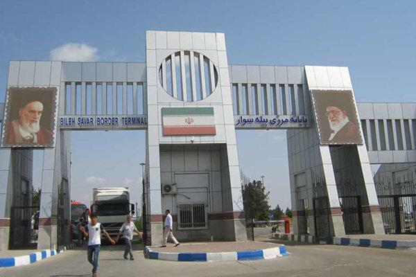 حجم صادرات و واردات گمرک اردبیل به ۱۲۵ هزار تن افزایش یافت