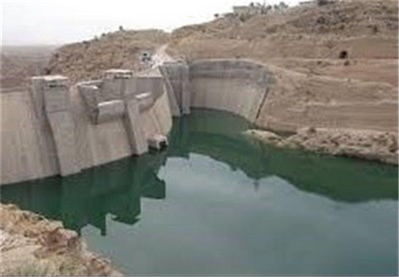 ۶۲ درصد ظرفیت سد رئیسعلی دلواری در دشتستان پر شده است