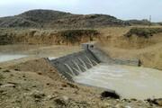 ۱۰سازه آبخیزداری و آبخوانداری در قاین به بهره برداری رسید