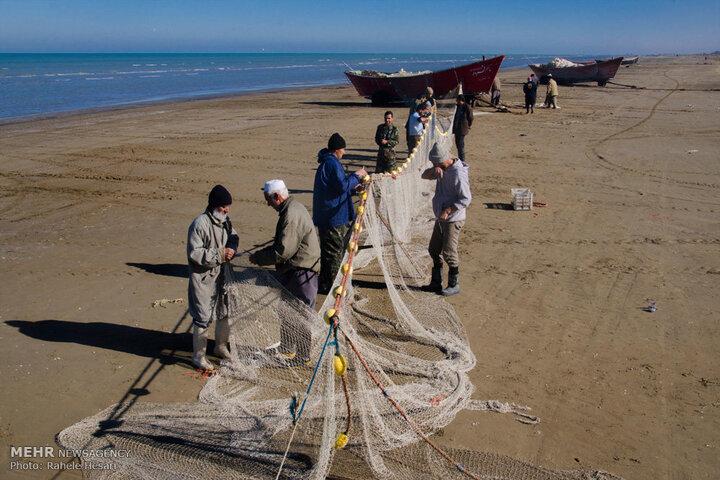 سیستان و بلوچستان ۸۰ درصد نیاز تور ماهیگیری کشور را تامین میکند