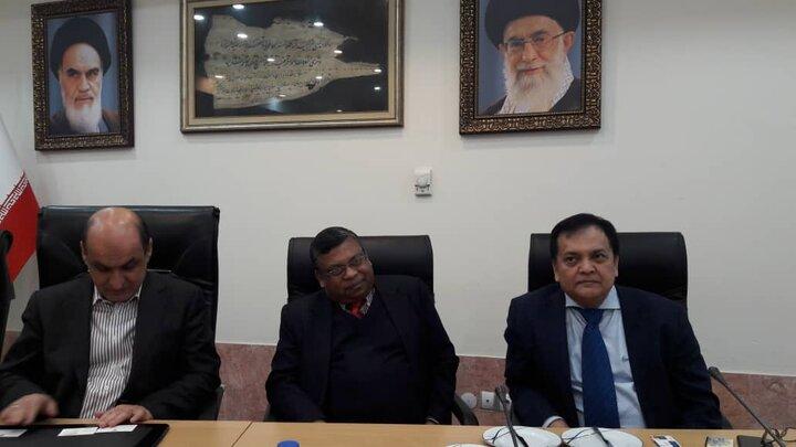 زمینه توسعه تجارت بنگلادش و ایران فراهم است