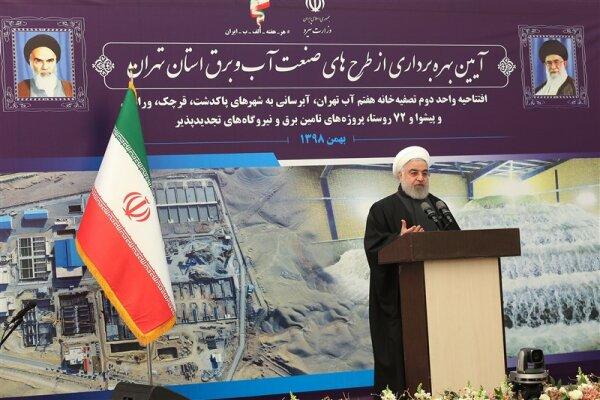 آب شرب تهران یک دست میشود