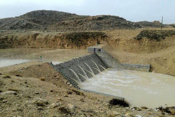 سیل ۳ میلیارد ریال به سازههای آبخیزداری استان سمنان خسارت وارد کرد