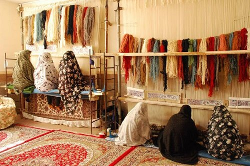 ۲۰ میلیارد ریال صادرت صنایع دستی از اردبیل انجام شد
