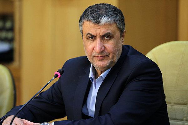 طرف خارجی پروژه برقی کردن قطار تهران-مشهد تا پایان سال فرصت دارد/هواپیمای از رده خارج در حال پرواز نداریم