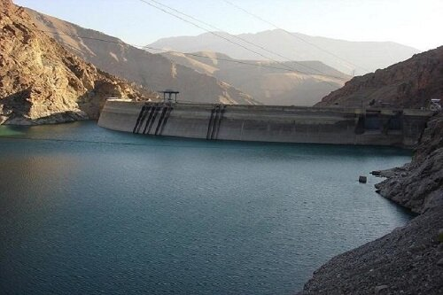 حجم مخزن سد یامچی به ۳۱ میلیون متر مکعب افزایش یافت