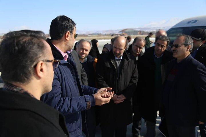 پیش بینی هزینه ۴۰۰ میلیارد تومانی برای احداث ترمینال جدید فرودگاه تبریز