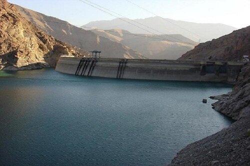 منابع آب سد یامچی ۷۰ درصد کاهش یافته است