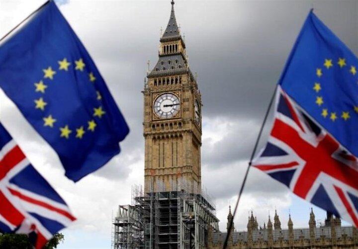 تمایل انگلیس به خروج از اتحادیه اروپا بدون توافق تجاری