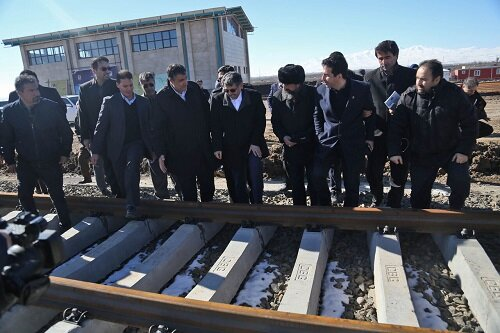 کار دولت به سر رسید، راه آهن اردبیل به مقصد نرسید