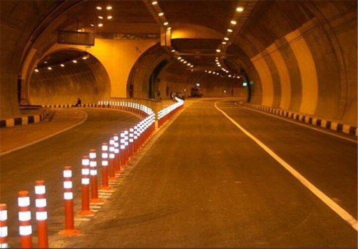 افتتاح طولانیترین تونل جادهای خاورمیانه؛ فردا