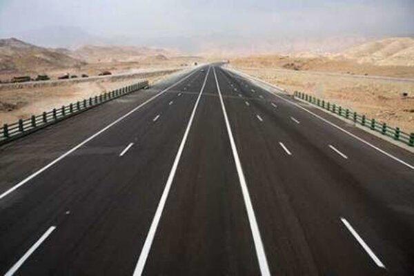 ۲۳ کیلومتر باند جنوبی کنارگذر شمالی بجنورد افتتاح شد